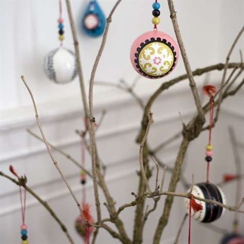 CHRISTMAS BAUBLES from NIKI JONES