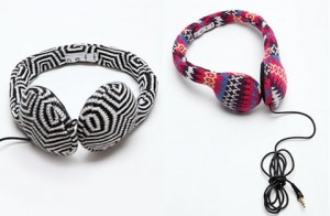 KNIT HEADPHONES by NEFF