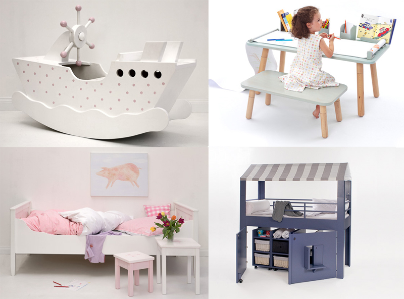 Beautiful Wooden Furniture & Toys for Little Ladies by Baby Manufactur