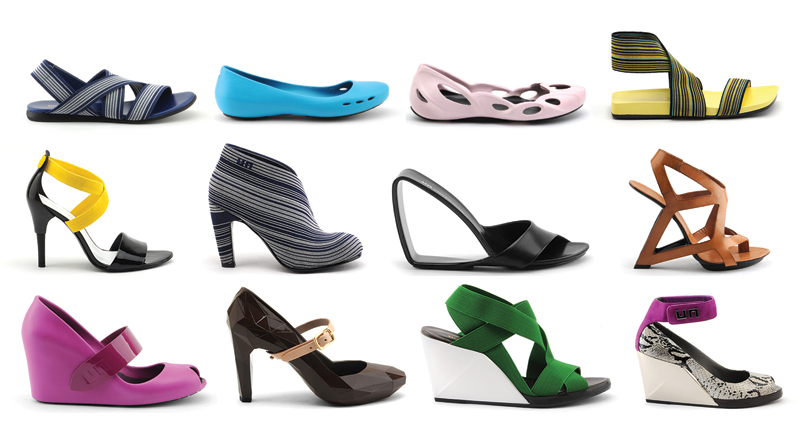 Remarkable Shoe Design for Summer 2010 by United Nude