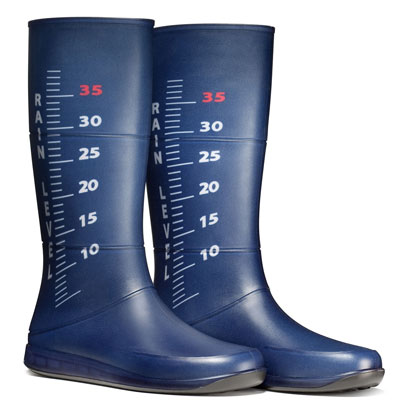 Lovely Rain Level Boots